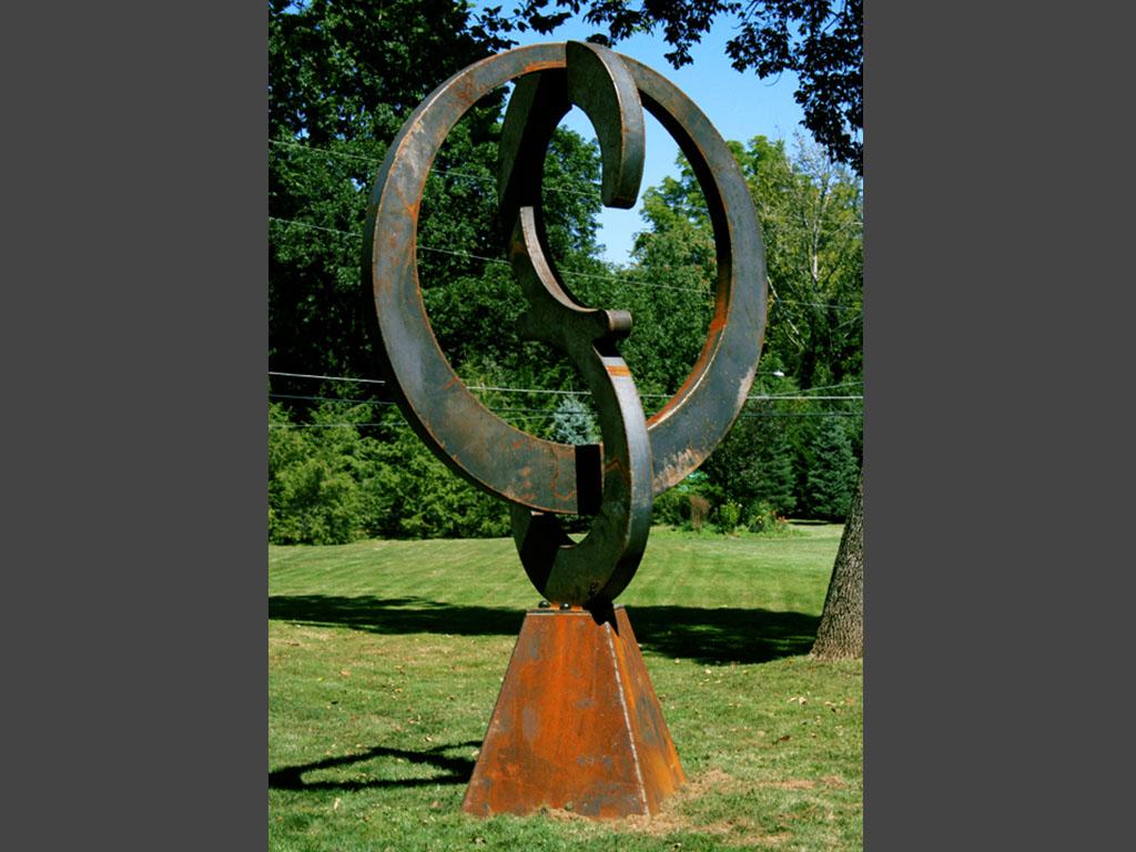 Large Outdoor Sculpture Ober Design Works